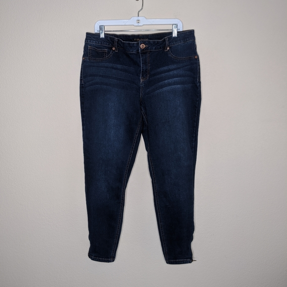 Maurices Denim - Maurice's | Zipper Ankle Jean